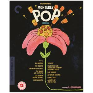 Monterey Pop - The Criterion Collection