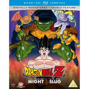 Dragon Ball Z Movie Collection Two: The Tree of Might/Lord Slug