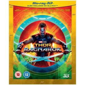 Thor: Ragnarok (3D+ versión 2D)