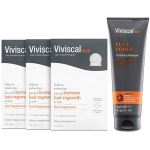 Viviscal Men's 3 Month Value Pack