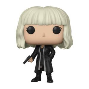 Figurine Pop! Atomic Blonde - Lorraine (Deuxième Tenue)