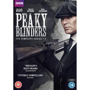 Peaky Blinders - Series 1-4 Boxset