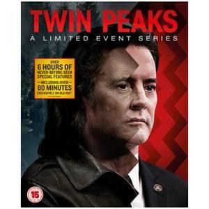 Twin Peaks : A Limited Event Series (version étui)