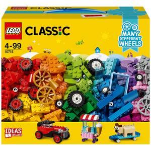 LEGO® Classic: LEGO Kreativ-Bauset Fahrzeuge (10715)