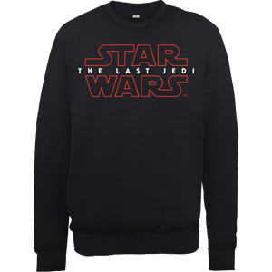 Felpa Star Wars The Last Jedi Black - Uomo