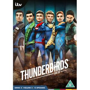 Thunderbirds Saison 2 Volume 2