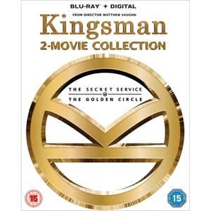 Kingsman/Kingsman 2 Boxset