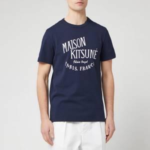 Maison Kitsuné Men's Palais Royal Classic T-Shirt - Navy