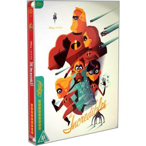 The Incredibles – Mondo #20 Zavvi World Exclusive Limited Edition Steelbook