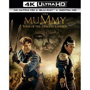 The Mummy Tomb of the Dragon Emperor - 4K Ultra HD