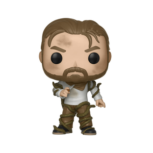 Stranger Things Hopper with Vines Funko Pop! Vinyl