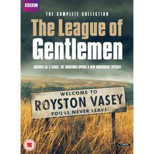 The League of Gentlemen - Complete Collection