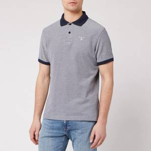Barbour Men's Sports Polo Mix - Midnight