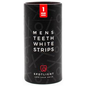 Spotlight Teeth Whitening Strips for Men