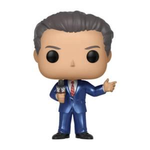 WWE Vince McMahon In Suit Funko Pop! Vinyl