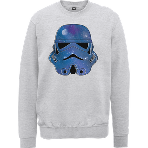 Star Wars Space Stormtrooper Sweatshirt - Grey
