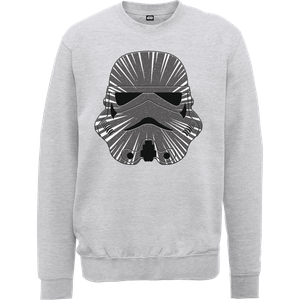Star Wars Hyperspeed Stormtrooper Sweatshirt - Grey
