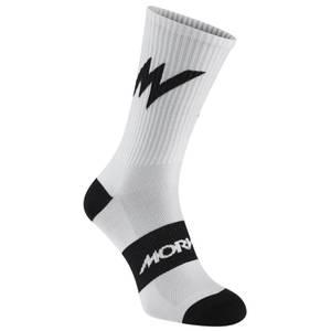 Series Emblem White Socks