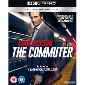 The Commmuter - 4K Ultra HD