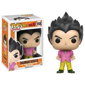 Dragonball Z Badman Vegeta EXC Pop! Vinyl Figure