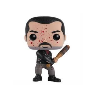 Figurine Pop! Bloody Negan - The Walking Dead EXC