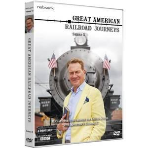 Great American Railroad Journeys - Series 3