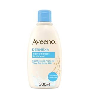 Gel de baño emoliente diario Dermexa de Aveeno 300 ml