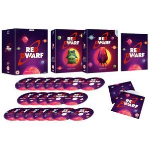 Red Dwarf Series 1 - 8 Boxset