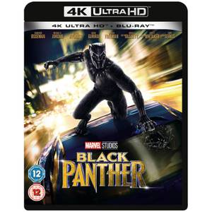 Black Panther - 4K Ultra HD
