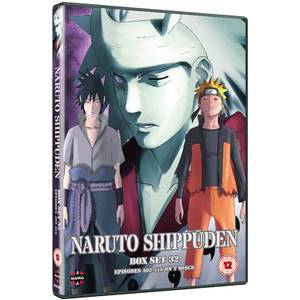 Naruto Shippuden - Box 32 (Episodes 402-415)