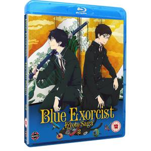 Blue Exorcist (Season 2) Kyoto Saga Volume 2 Blu-ray (Episodes 7-12)
