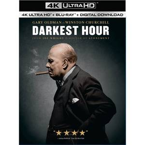 Darkest Hour - Ultra HD 4K (Includes Blu-ray & Digital Download)