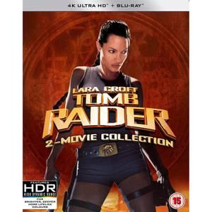 Coffret Tomb Raider - 4K Ultra HD