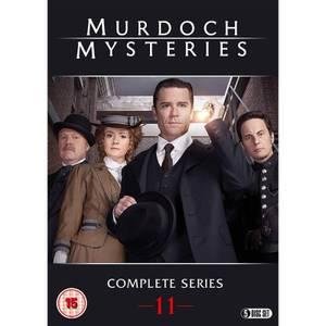 Murdoch Mysteries - Series 11
