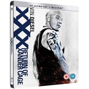 xXx: Return of Xander Cage - 4K Ultra HD - Zavvi Exclusive Limited Edition Steelbook