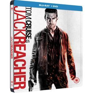 Jack Reacher - Zavvi Exclusive Limited Edition Steelbook