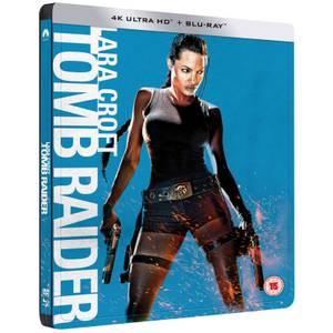 Lara Croft: Tomb Raider - 4K Ultra HD - Zavvi UK Exclusive Limited Edition Steelbook