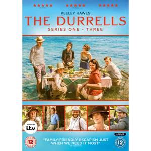 The Durrells - Series 1 - 3