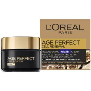 L'Oréal Paris Age Perfect Cell Renewal Regenerating Night Cream 50ml