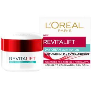 L'Oréal Paris Revitalift Light Day Cream 50ml