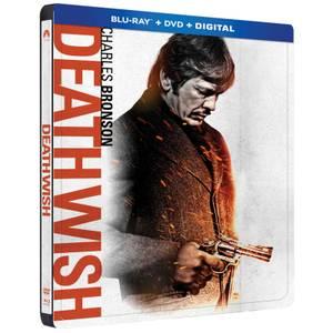 Death Wish - Zavvi Exclusive Limited Edition Steelbook