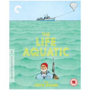 La vie aquatique - The Criterion Collection