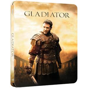 Gladiator - Zavvi Exclusive 4K Ultra HD Steelbook (Includes Blu-ray & UV)