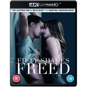 Fifty Shades Freed - 4K Ultra HD (Includes Digital Download)