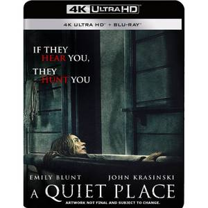 A Quiet Place - 4K Ultra HD