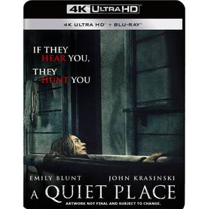 A Quiet Place - 4K Ultra HD