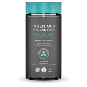 Ingenious Beauty Ultimate Collagen+ 2nd Generation (90 kapslar)