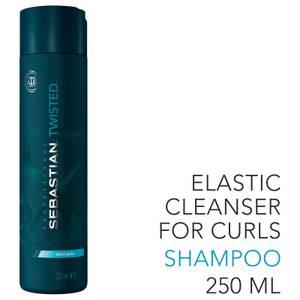 Sebastian Professional Twisted Elastic Cleanser Shampoo 250ml