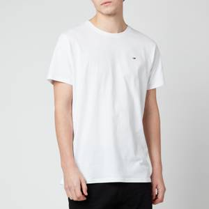 Tommy Jeans Men's Original Jersey T-Shirt - Classic White