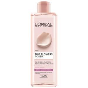 L'Oréal Paris Fine Flowers Cleansing Toner 400ml